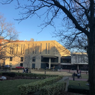 Dana Library, Newark